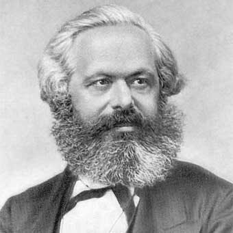 The Marx' theory is considered a pseudoscience basedon the Popperian criteria